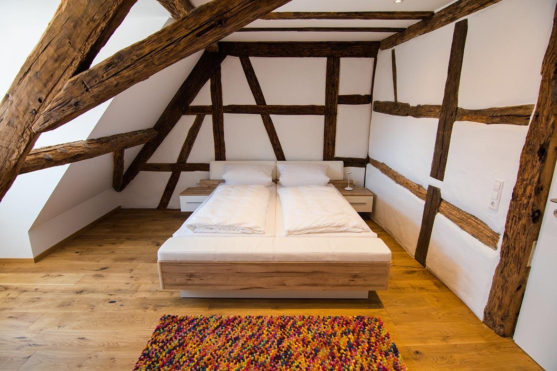 Schlafzimmer 2. OG