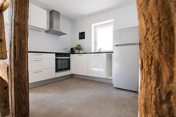Küche 1. OG Ansicht